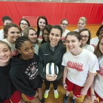 SHAPE America honors LC health and physical education student