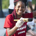 LC students serve the community during Hornet Days