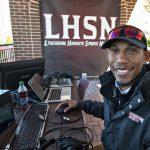Senior gains experience in sports broadcasting internship