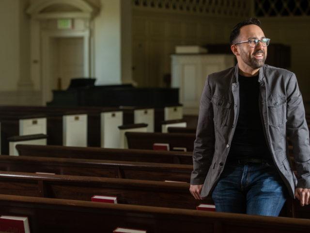 Meet Associate Chaplain Nathan Albert