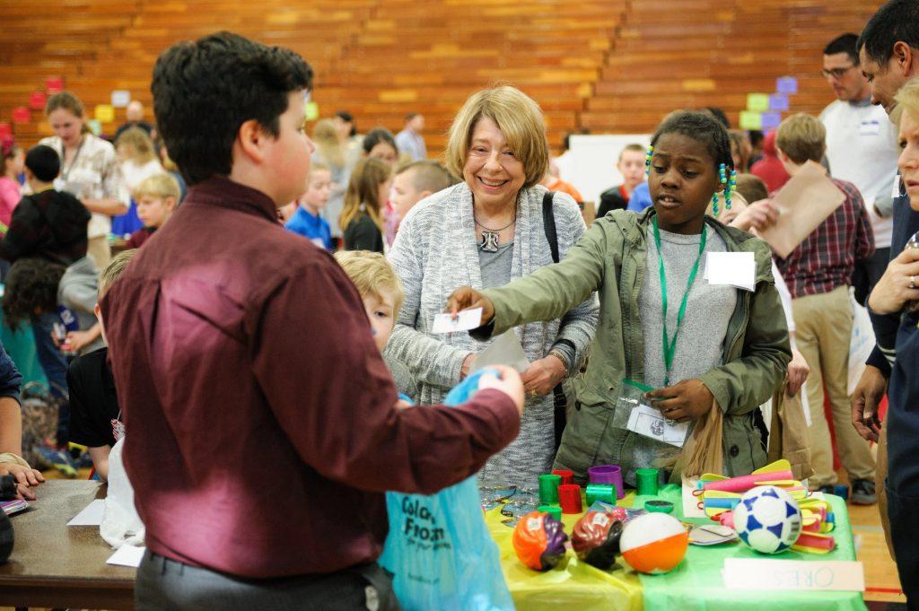 Market Day 2018 brings more than 240 budding entrepreneurs to Lynchburg College