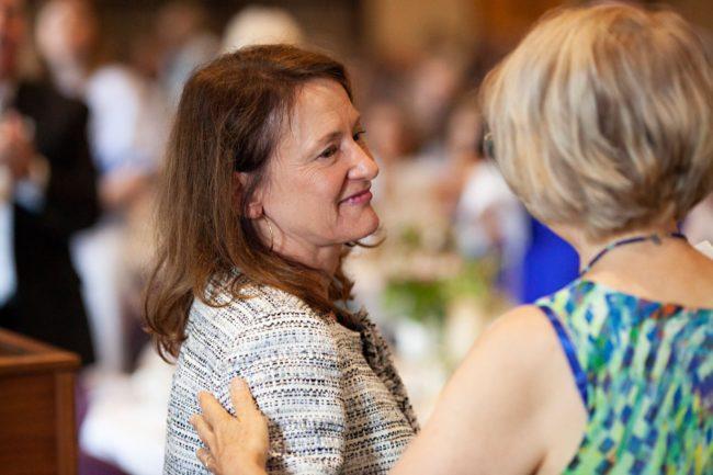 Lynchburg alumna, HUD leader receives Miriam's House Award