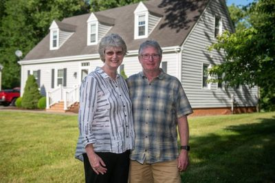 Alison and Bob Shetlar
