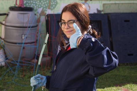 Lynchburg sophomore selected as Bonner Foundation intern