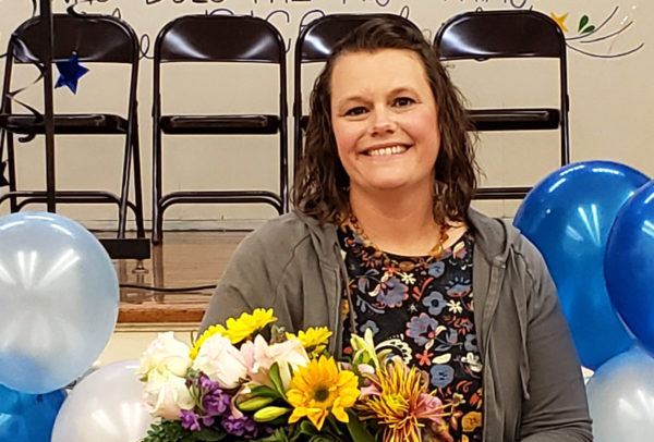 Teacher of the Year finalist: Teaching is 'where I'm supposed to be'