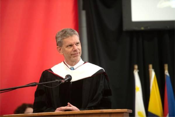 Bob Lemon '98 MBA named trustee chair at Lynchburg