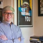 History professor Dr. Brian Crim
