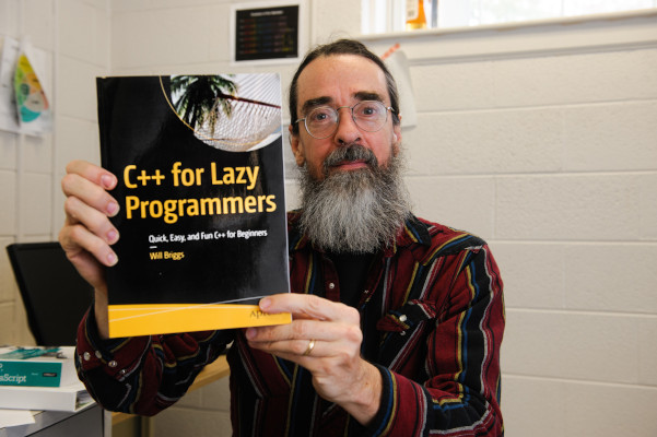 Coding made fun? Dr. Will Briggs on C++ for lazy programmers