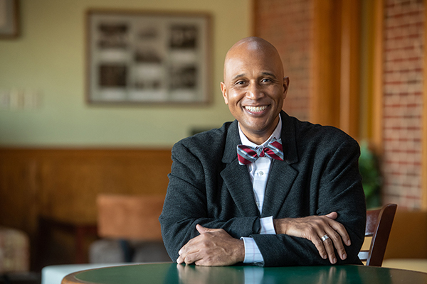 University of Lynchburg names Robert Canida new diversity and inclusion officer