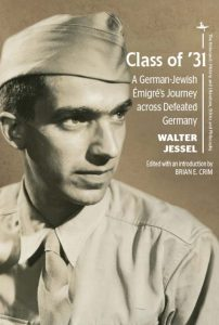 Class of '31 book cover