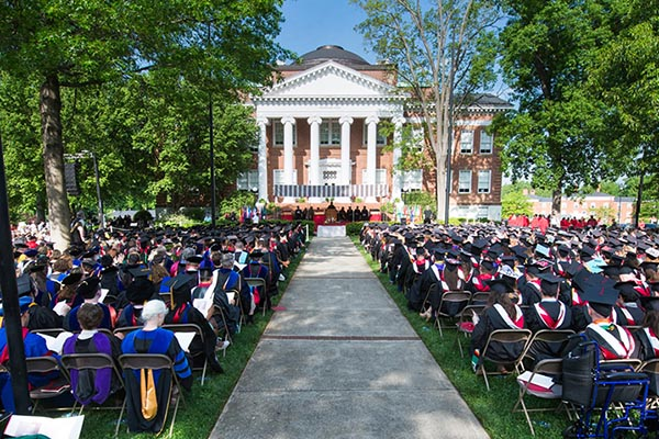 Commencement for Lynchburg's Class of 2020 moved to Spring 2021