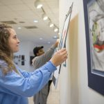 Exhibition highlights local high school artists
