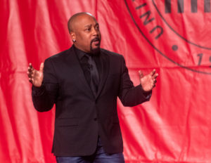Daymond John at Lynchburg