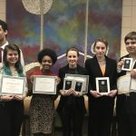 'Terrifying' speech takes first place at tournament