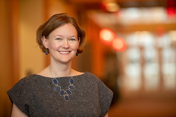 Lynchburg's new director of annual giving is familiar face