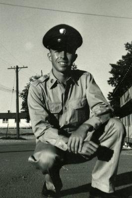 Ken Garren U.S. Army
