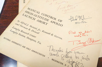 Apollo 11 abort manual copy
