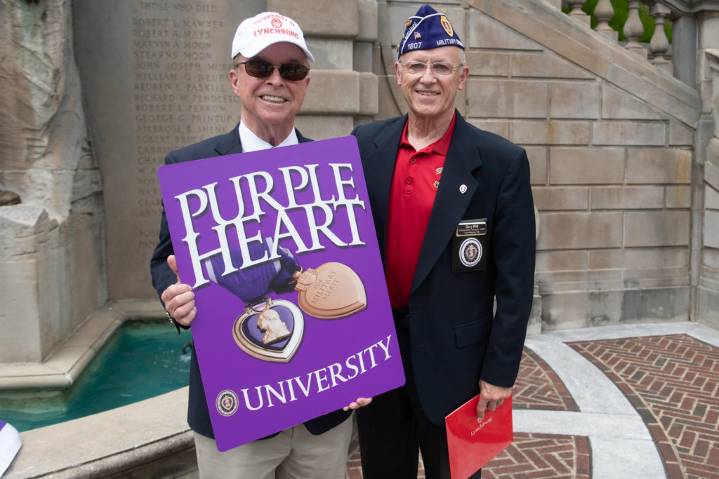 Veterans to be honored at University service, luncheon