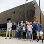 Westovers visit National Museum of African American History and Culture