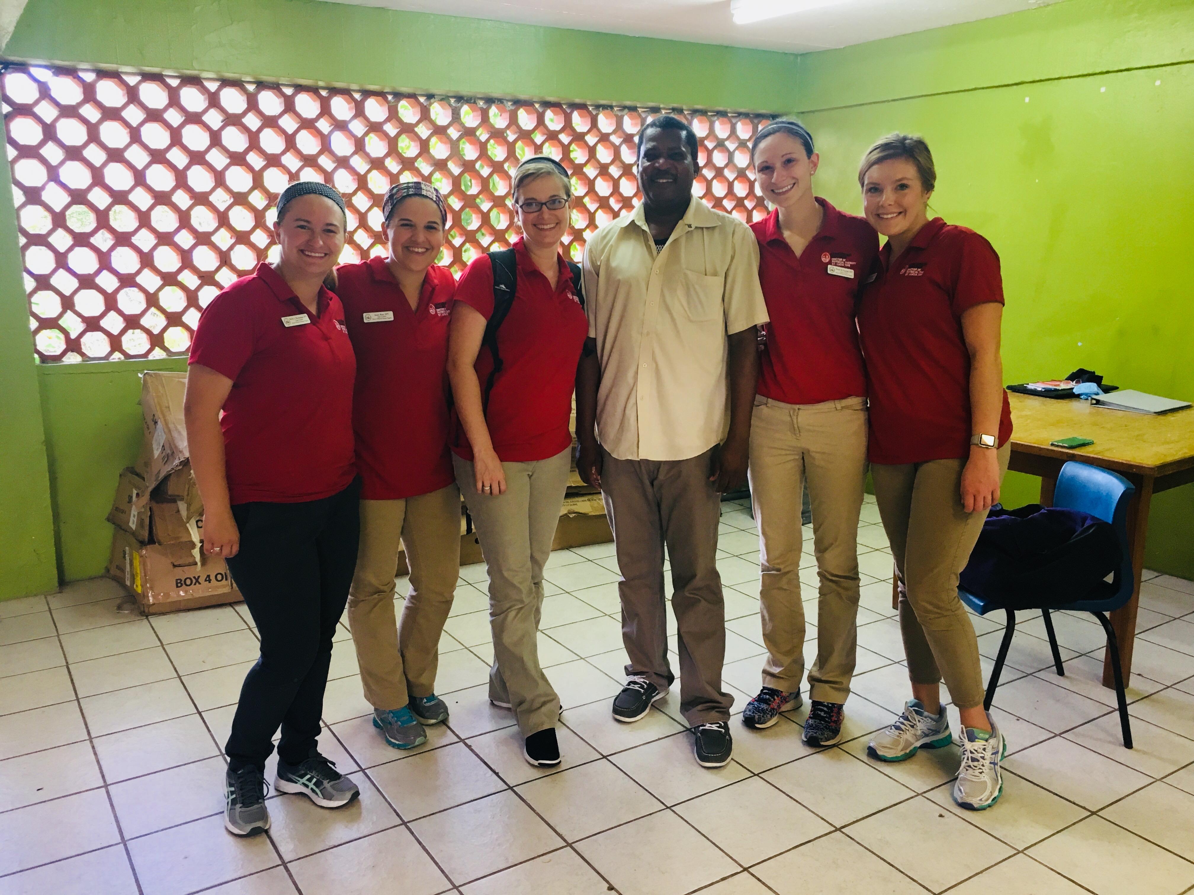 DPT-St. Lucia trip