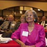 Helen Mundy Witt at Homecoming