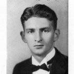 Norton Hurd yearbook photo