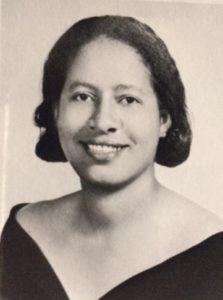 Helen Mundy Witt '67 yearbook photo