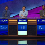 Jeff Harbin on Jeopardy