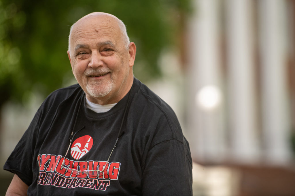 Family affair: Grandfather, grandson to celebrate upcoming Commencement together