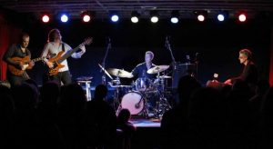 Guest Artist - Robert Jospe Quartet @ Sydnor Performance Hall   Lynchburg   Virginia   United States