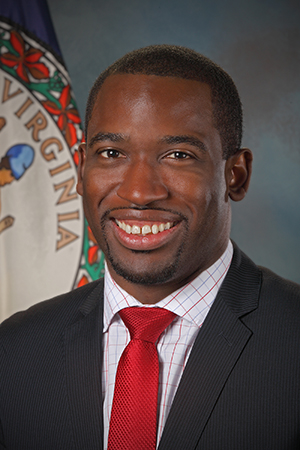Levar Stoney, Virginia Secretary of the Commonwealth