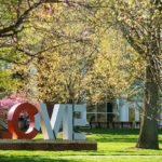 Campus Love sign