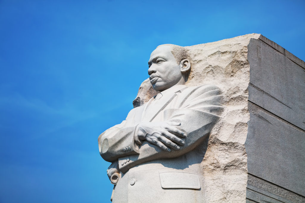 'Good Trouble' theme of University's Martin Luther King Jr. Day celebration