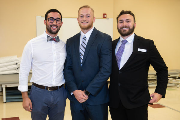 DPT students receive 'Orthopedic Excellence Awards'
