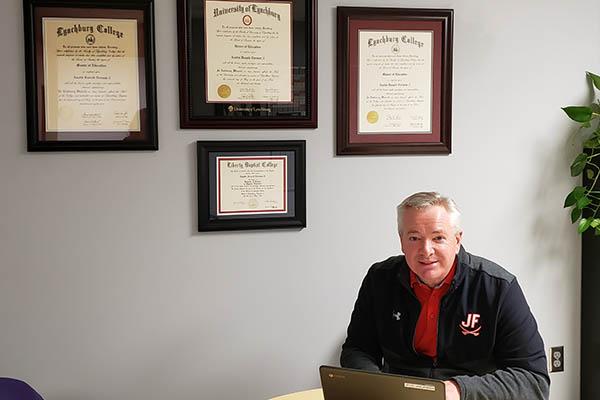 Virginia's 2021 Outstanding Secondary School Assistant Principal is Lynchburg grad