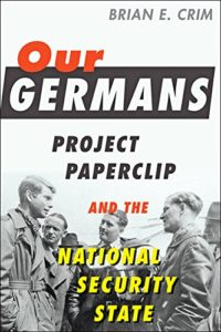 Our Germans book cover