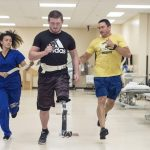 PT students, faculty helping local athlete get back on track