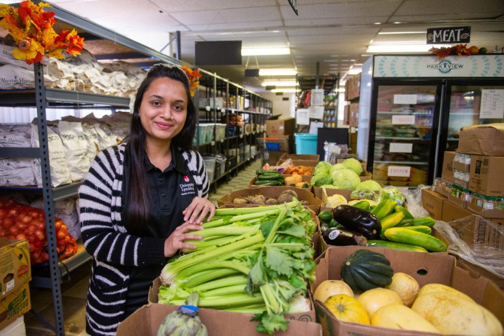 Paramnistha Kanadiya at Park View Community Mission
