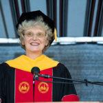 President Alison Morrison-Shetlar inauguration