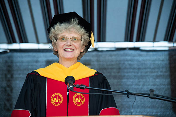 'Reimagining the University': Lynchburg celebrates 11th Presidential Inauguration