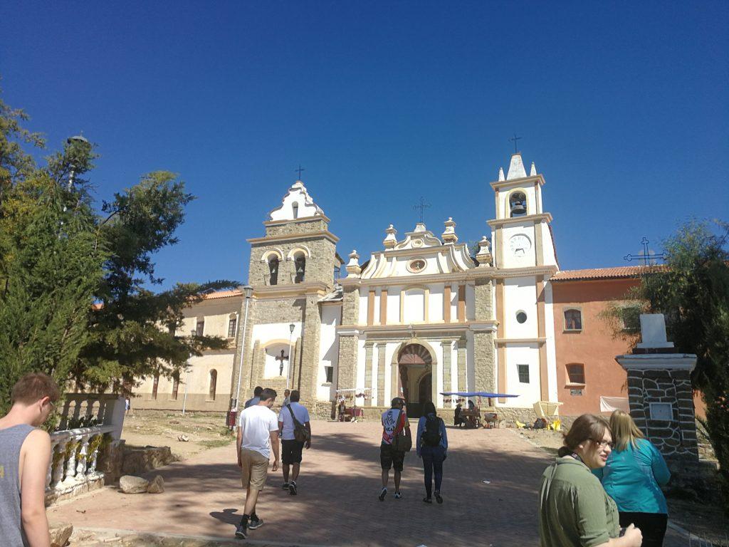 Punata Church - Bolivia