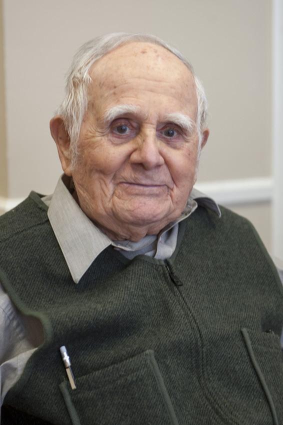 """Photo of Dr. John """"Jack"""" R. Scudder"""
