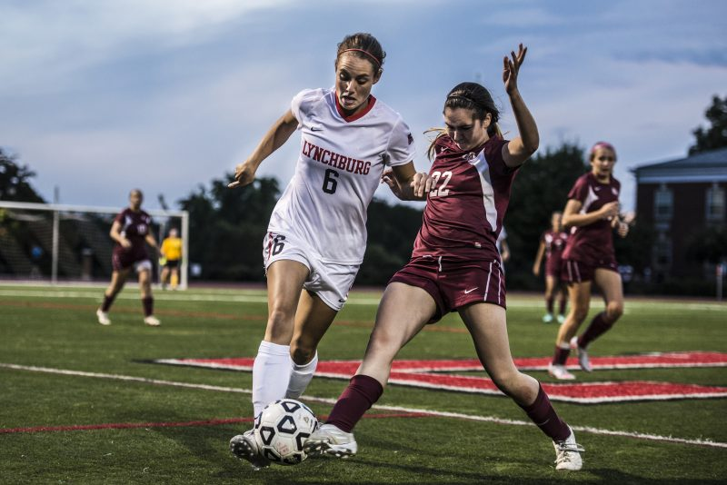 Women's Soccer V. Meredith College