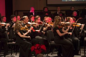 Wind Symphony and Orchestra Holiday Concert @ Sydnor Performance Hall | Lynchburg | Virginia | United States