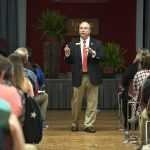 Lynchburg College president receives national award from CIC