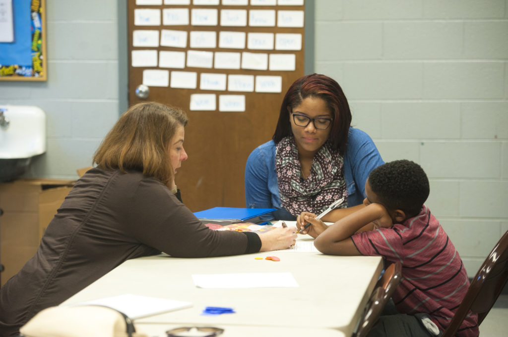 Lynchburg, CVCC, and county schools recommit to 'Grow Your Own Teachers' program