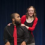 Senior theatre show helps Anna Wehr start her career with confidence