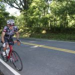 Lynchburg grounds crew member gears up for his 27th Bike MS ride