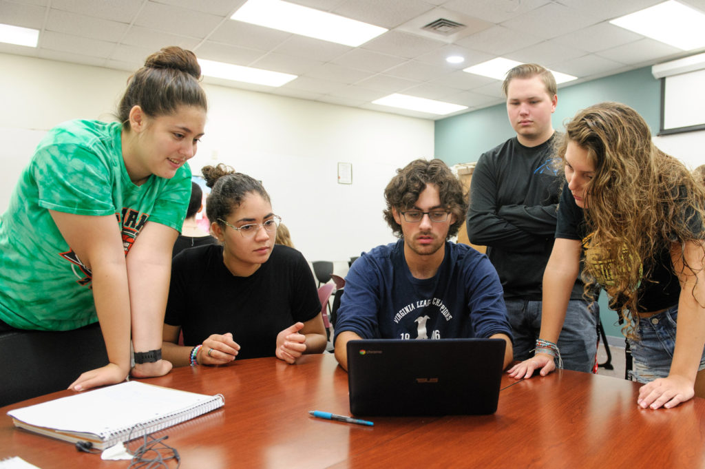 New College Writing Workshop means smaller classes, faster feedback, and active learning