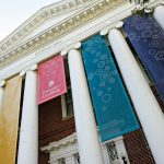 Hopwood hall banners